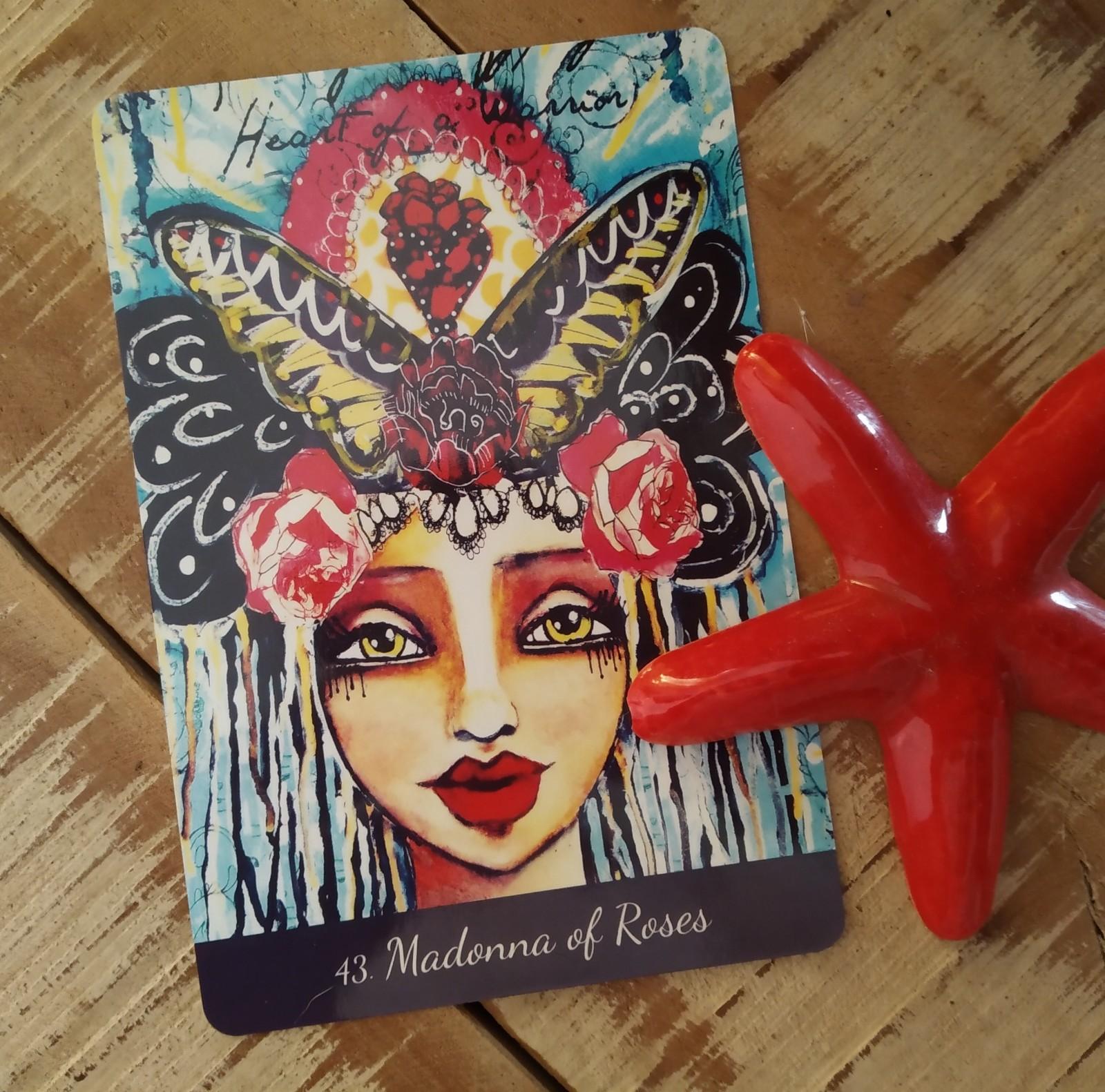 alana fairchild love your inner goddess madonna of roses