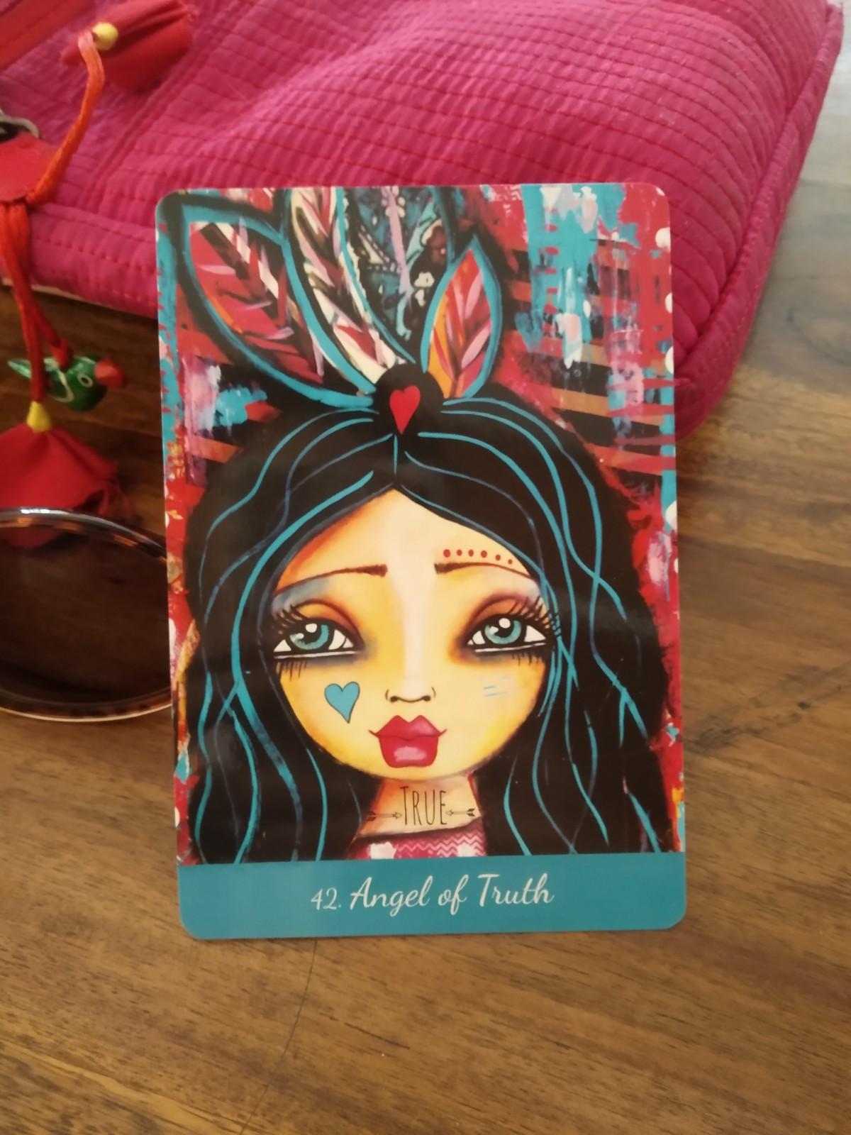 alana fairchild inner goddess angel of truth
