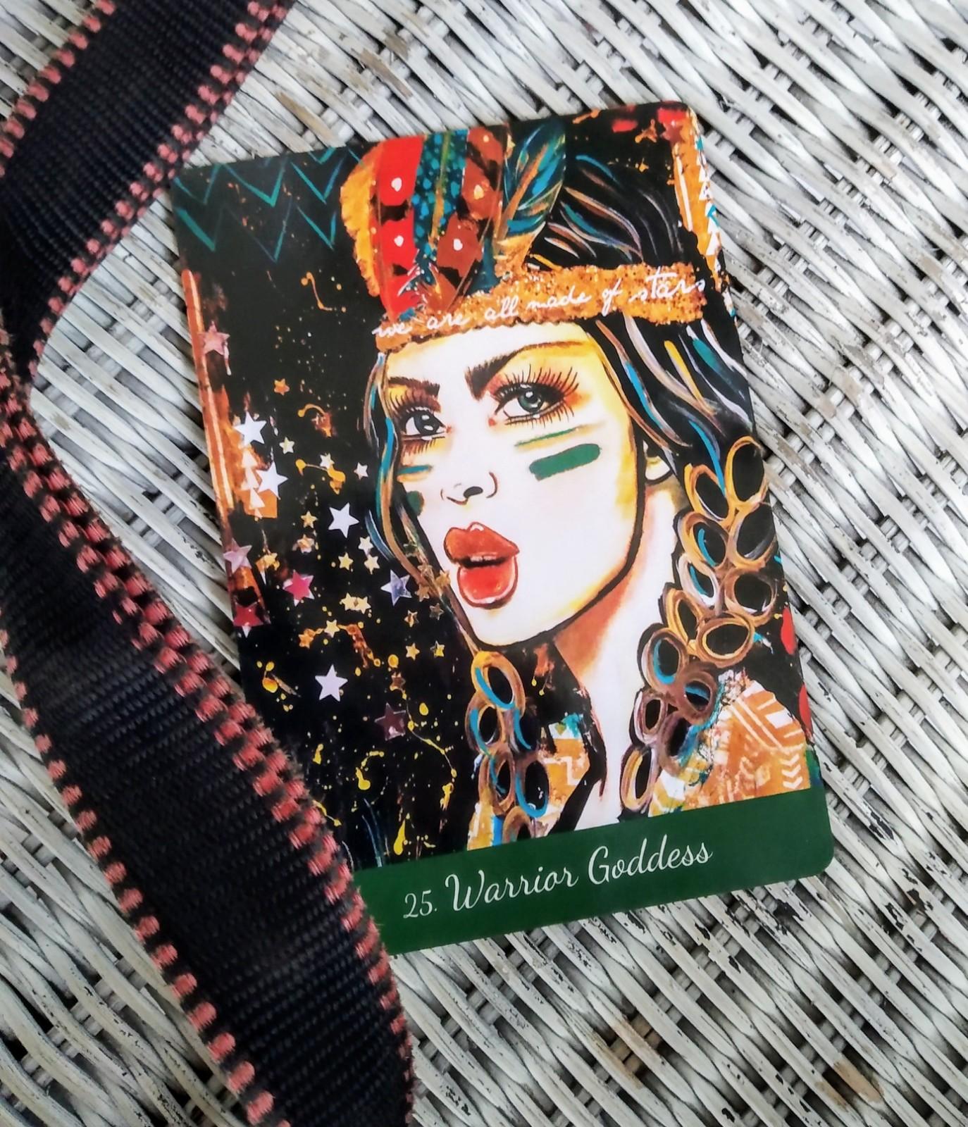 warrior goddess alana fairchid