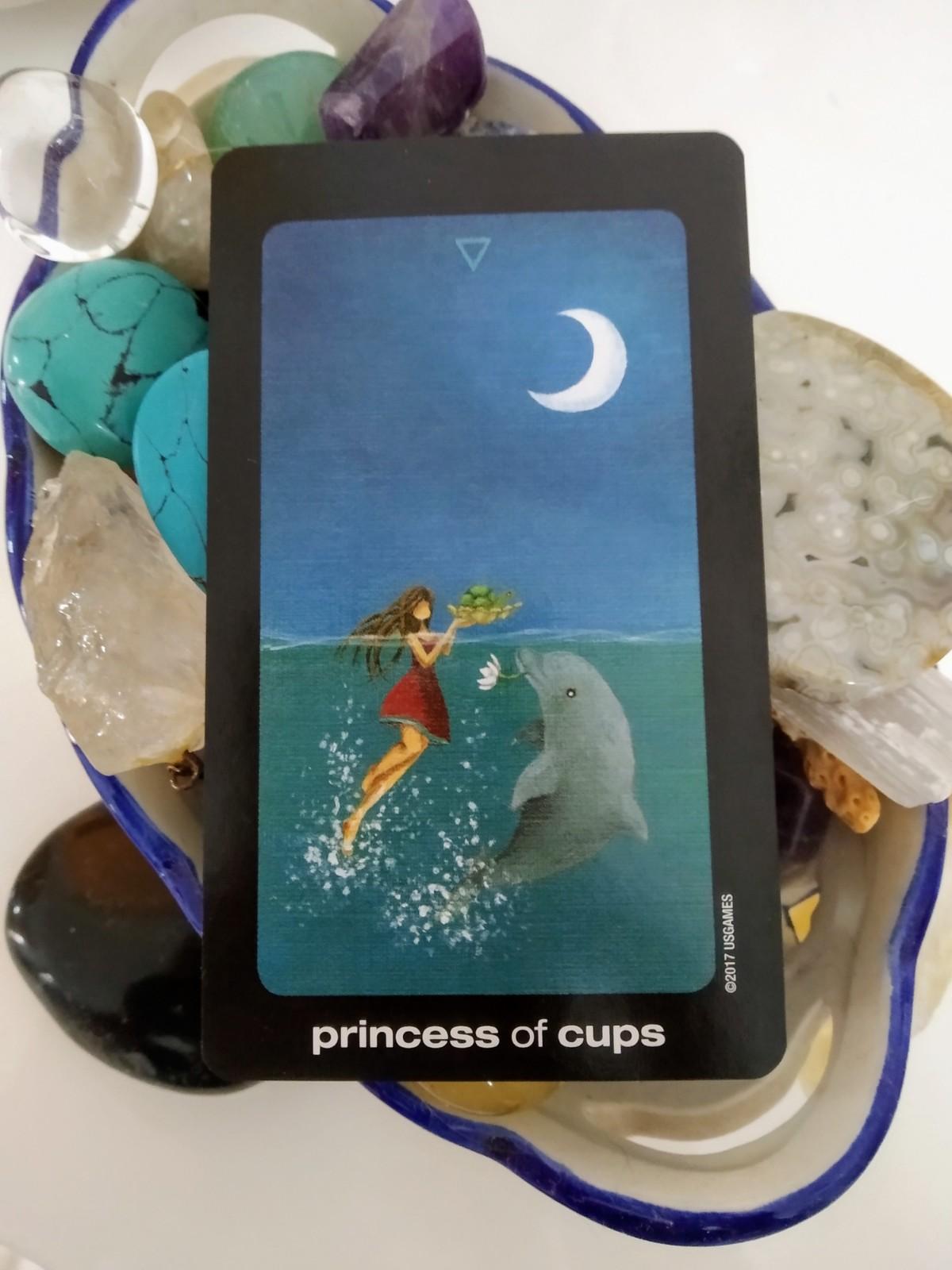 princess of cups tarot